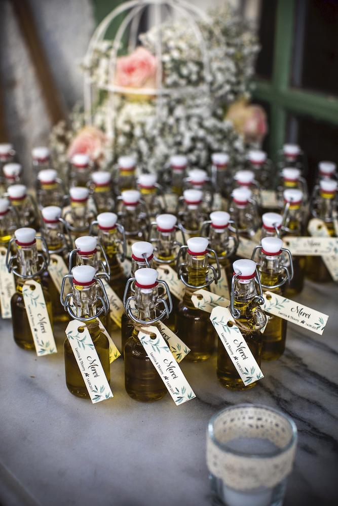 le coeur dans les etoiles - wedding planner - luberon - provence - mariage provence - L&T - sebastien bdk - cadeaux invités