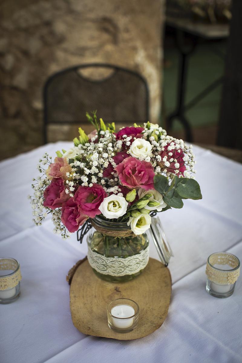 le coeur dans les etoiles - wedding planner - luberon - provence - mariage provence - L&T - sebastien bdk - deco 3