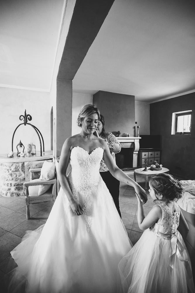 le coeur dans les etoiles - wedding planner - luberon - provence - mariage provence - L&T - sebastien bdk - preparatifs mariee 1