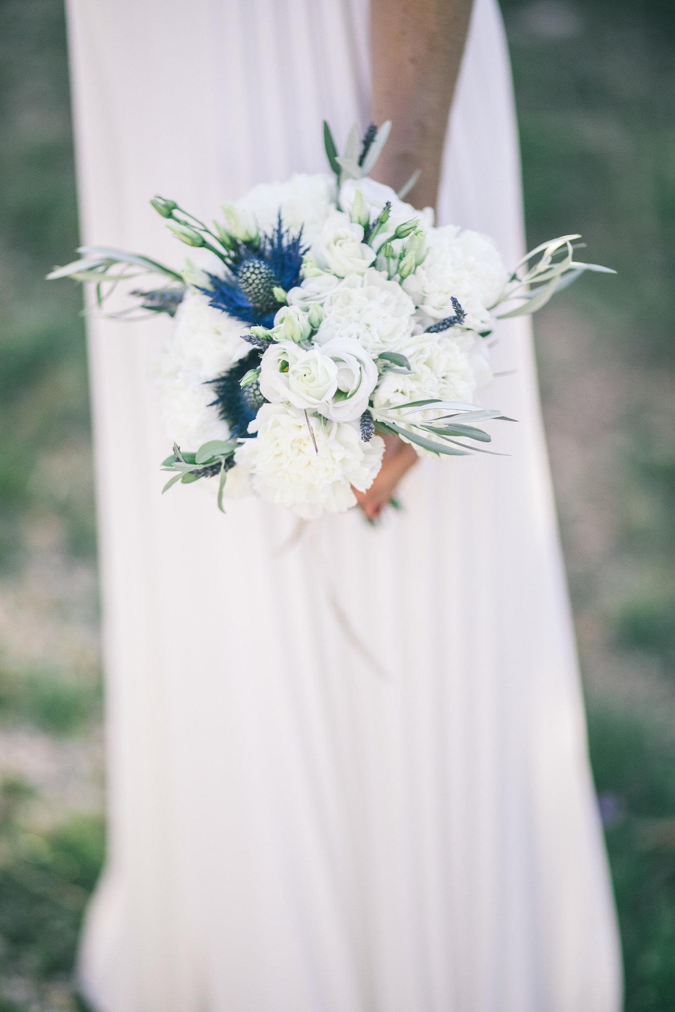 le coeur dans les etoiles - wedding planner - gard - provence - mariage provence - L&C - sebastien cabanes - bouquet 1