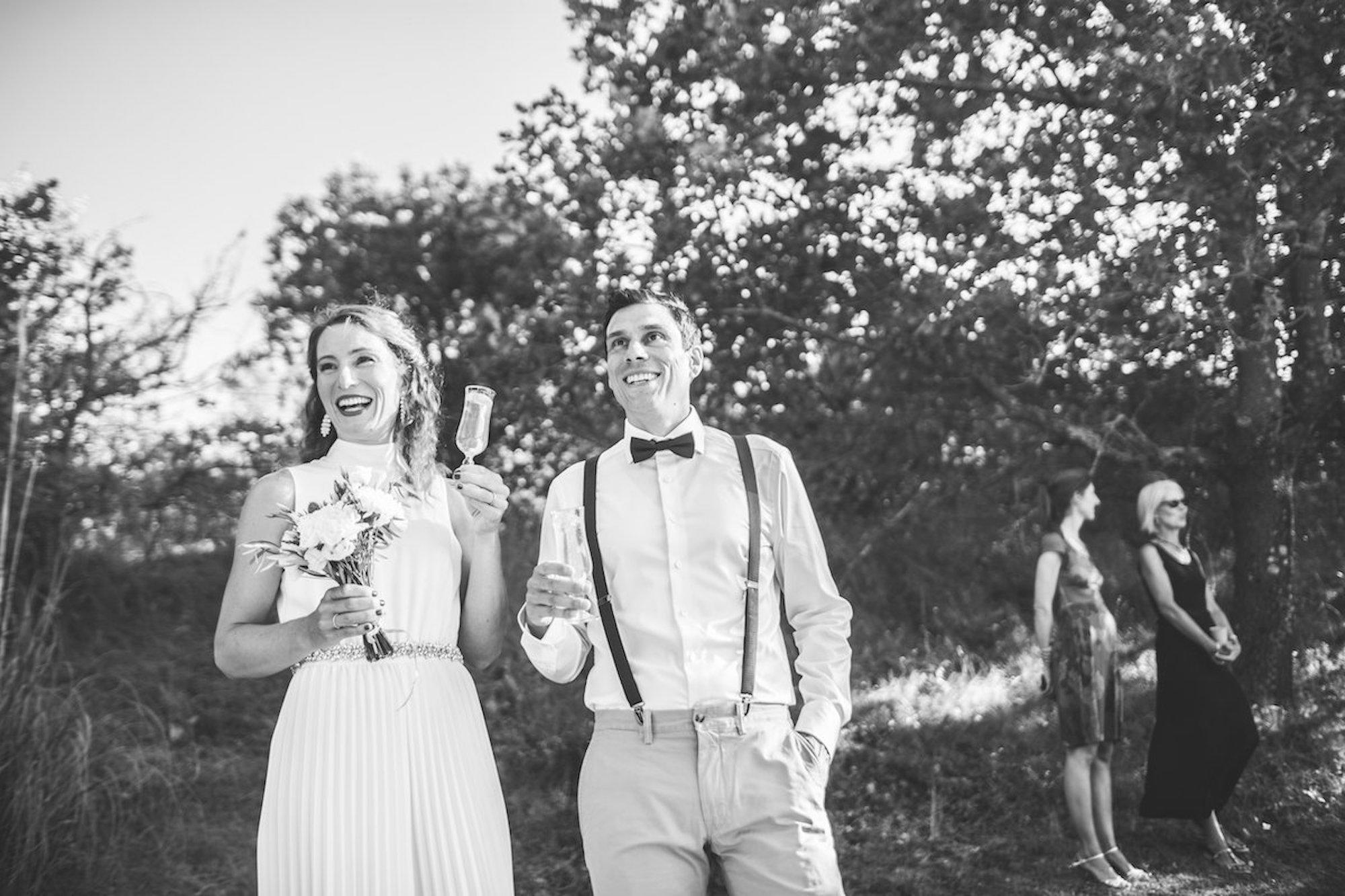 le coeur dans les etoiles - wedding planner - gard - provence - mariage provence - L&C - sebastien cabanes - cocktail maries