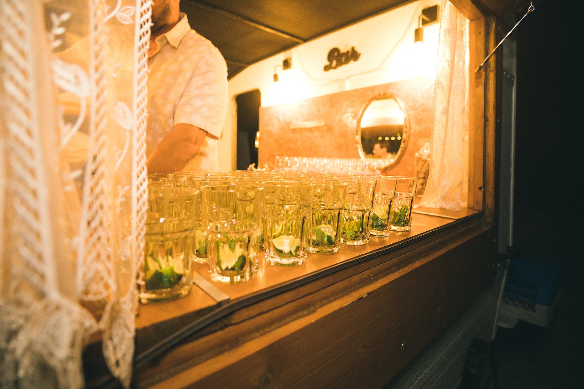 le coeur dans les etoiles - wedding planner - gard - provence - mariage provence - L&C - sebastien cabanes - cocktails
