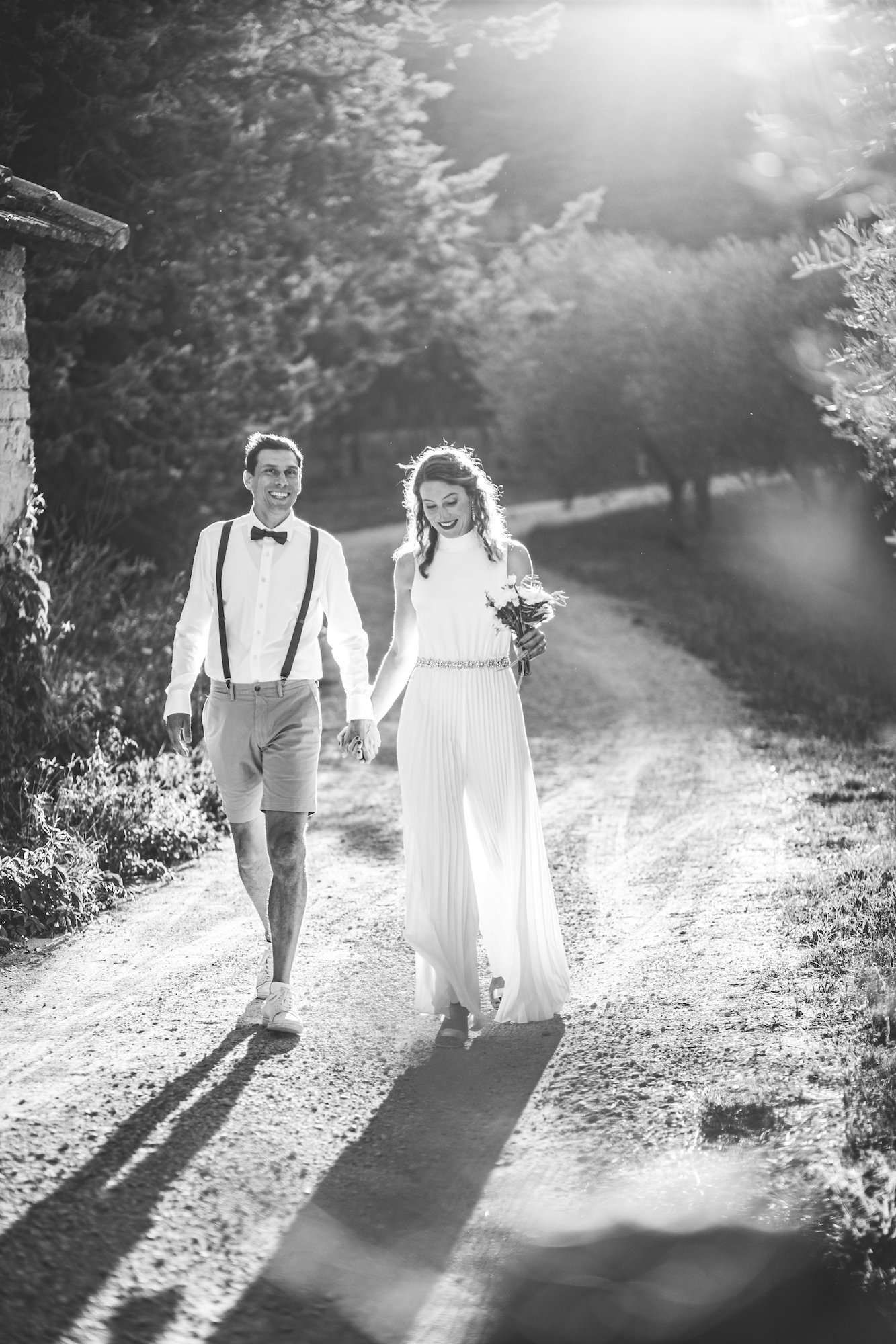 le coeur dans les etoiles - wedding planner - gard - provence - mariage provence - L&C - sebastien cabanes - couple