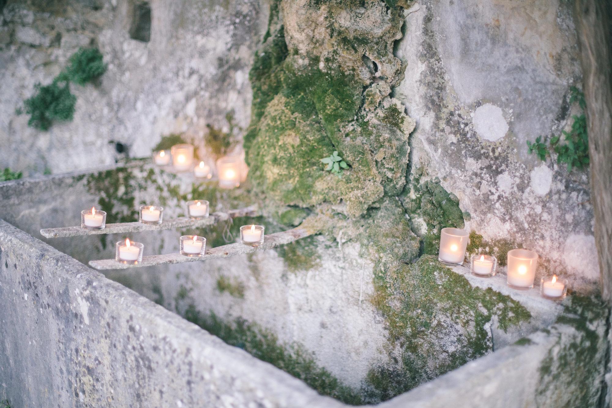 le coeur dans les etoiles - wedding planner - gard - provence - mariage provence - L&C - sebastien cabanes - fontaine