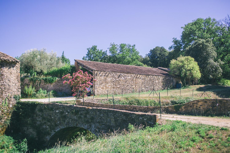 le coeur dans les etoiles - wedding planner - gard - provence - mariage provence - L&C - sebastien cabanes - lieu
