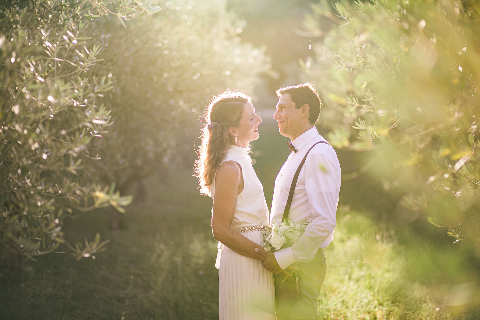 le coeur dans les etoiles - wedding planner - gard - provence - mariage provence - L&C - sebastien cabanes - photo de couple 1