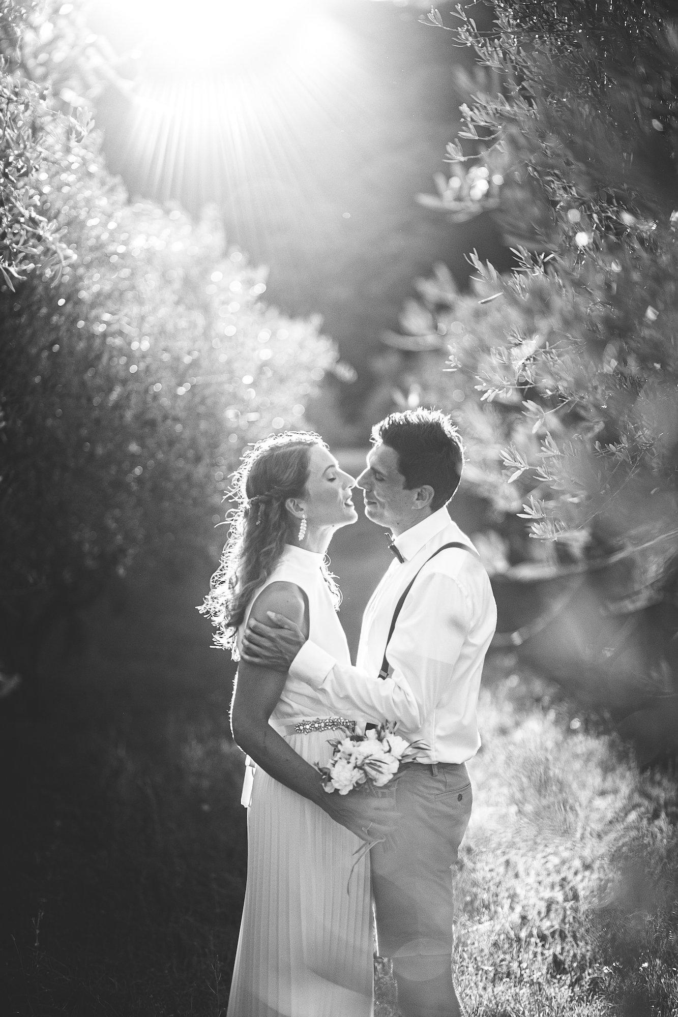 le coeur dans les etoiles - wedding planner - gard - provence - mariage provence - L&C - sebastien cabanes - photo de couple 2