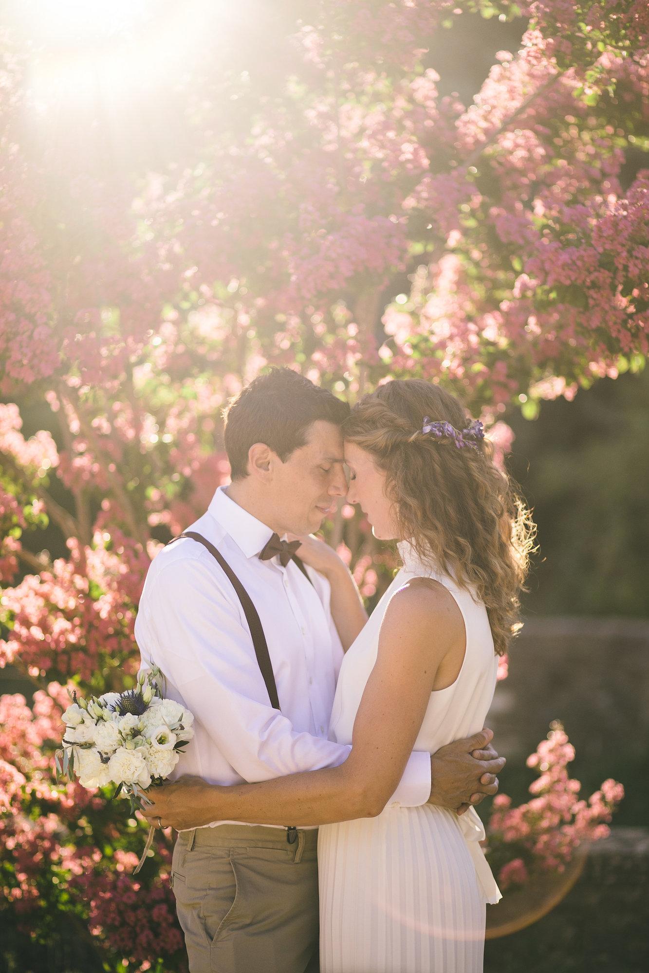 le coeur dans les etoiles - wedding planner - gard - provence - mariage provence - L&C - sebastien cabanes - photo de couple 6