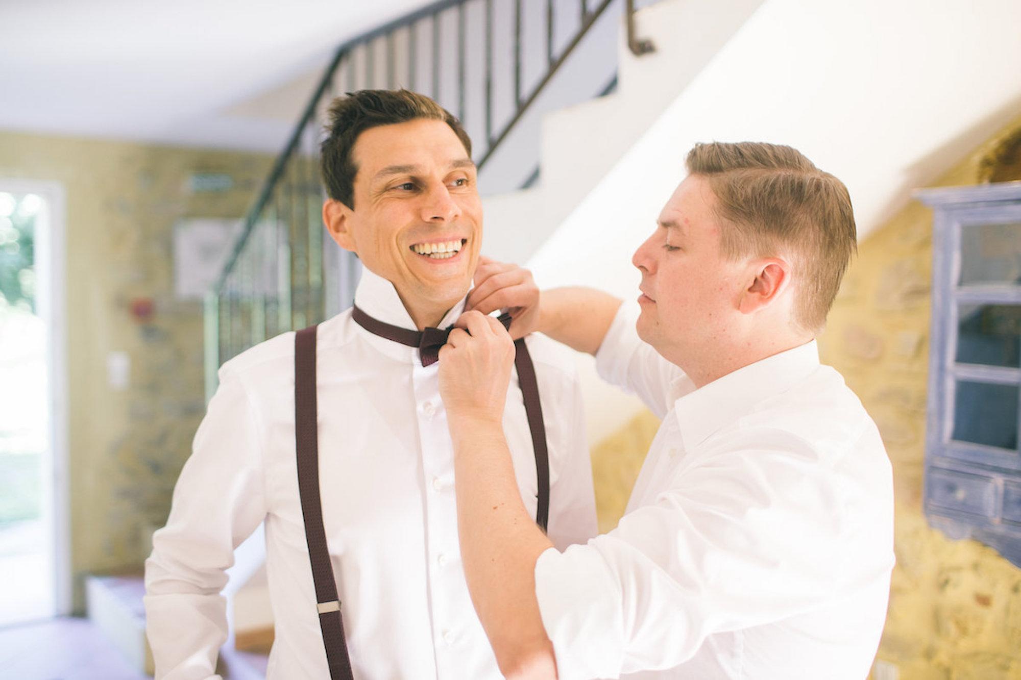 le coeur dans les etoiles - wedding planner - gard - provence - mariage provence - L&C - sebastien cabanes - preparatifs marie