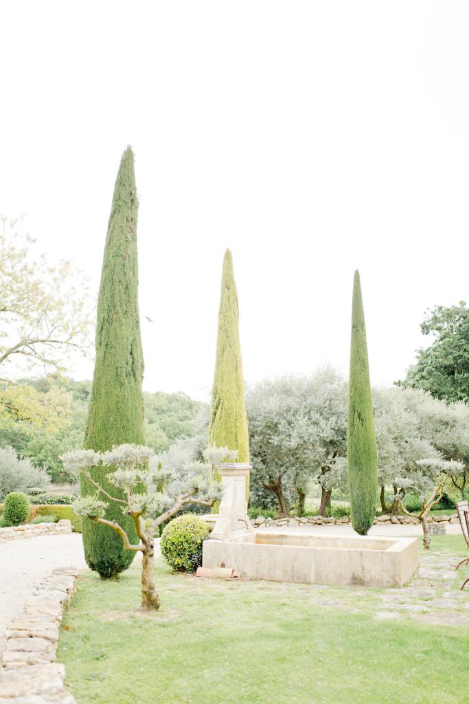 Domaine prestigieux mariage en Provence