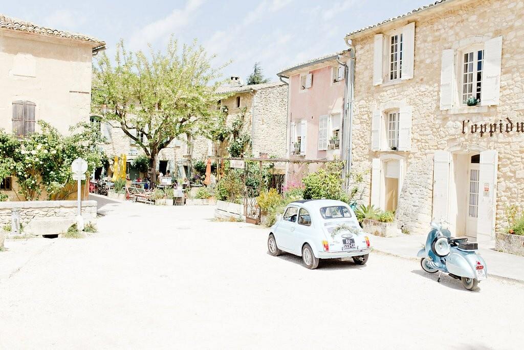 Mariage à l'italienne en Provence