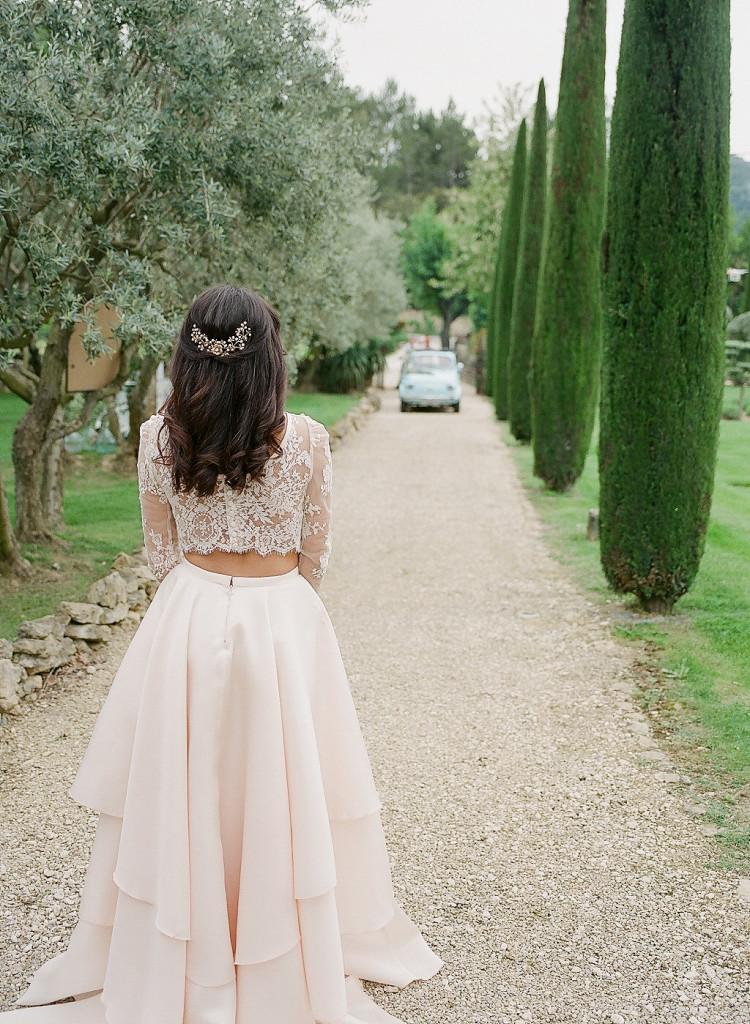 Mariage Dolce Vita en Provence