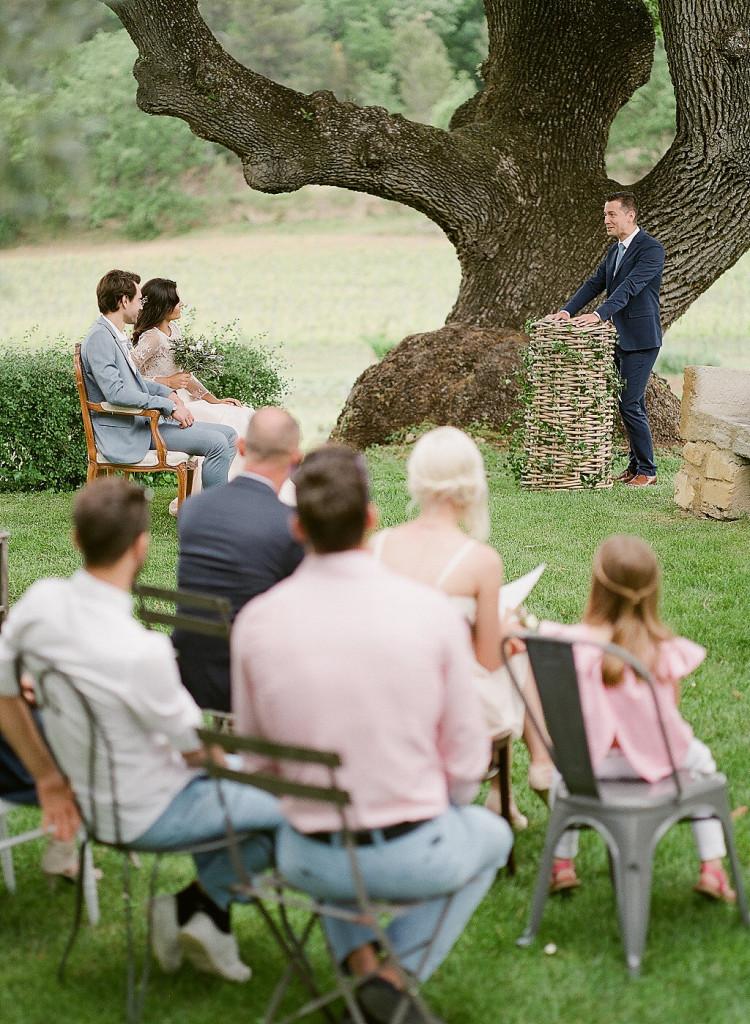 cérémonie laïque mariage italien