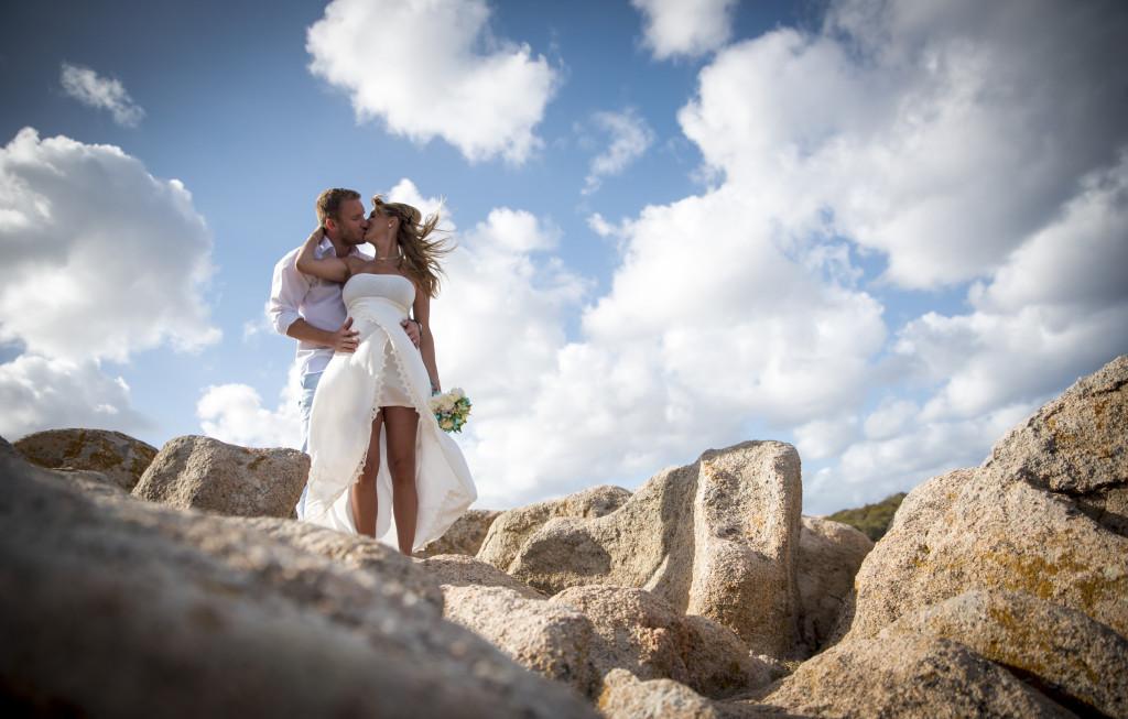 Mariage en Sardaigne, un décor de rêve