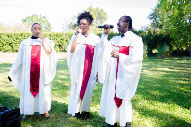 Chorale Gospel pour cérémonie