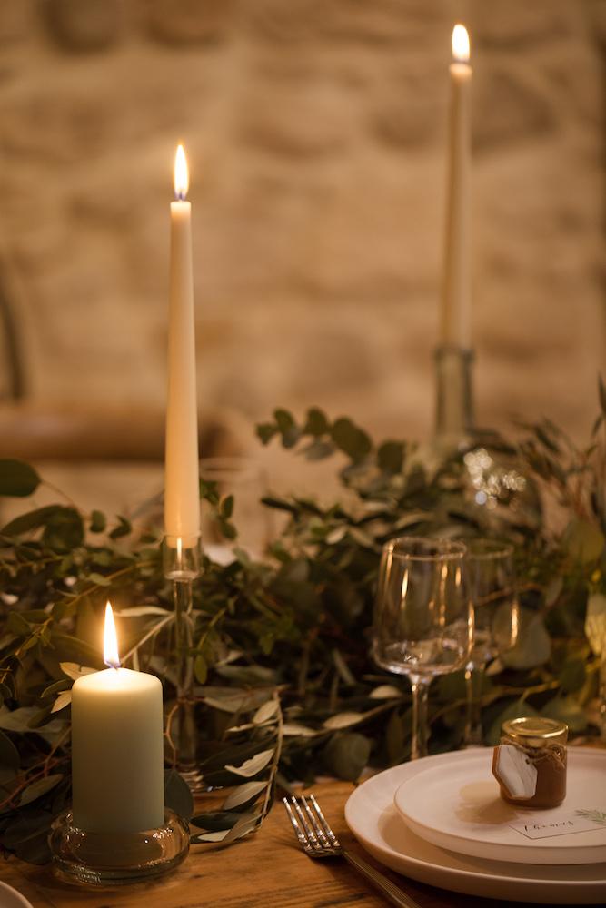 Thème de mariage nature et verdure