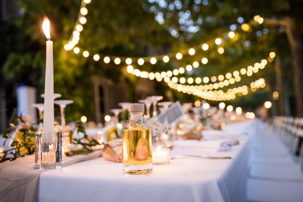 Décoration de mariage Wedding Planner Provence