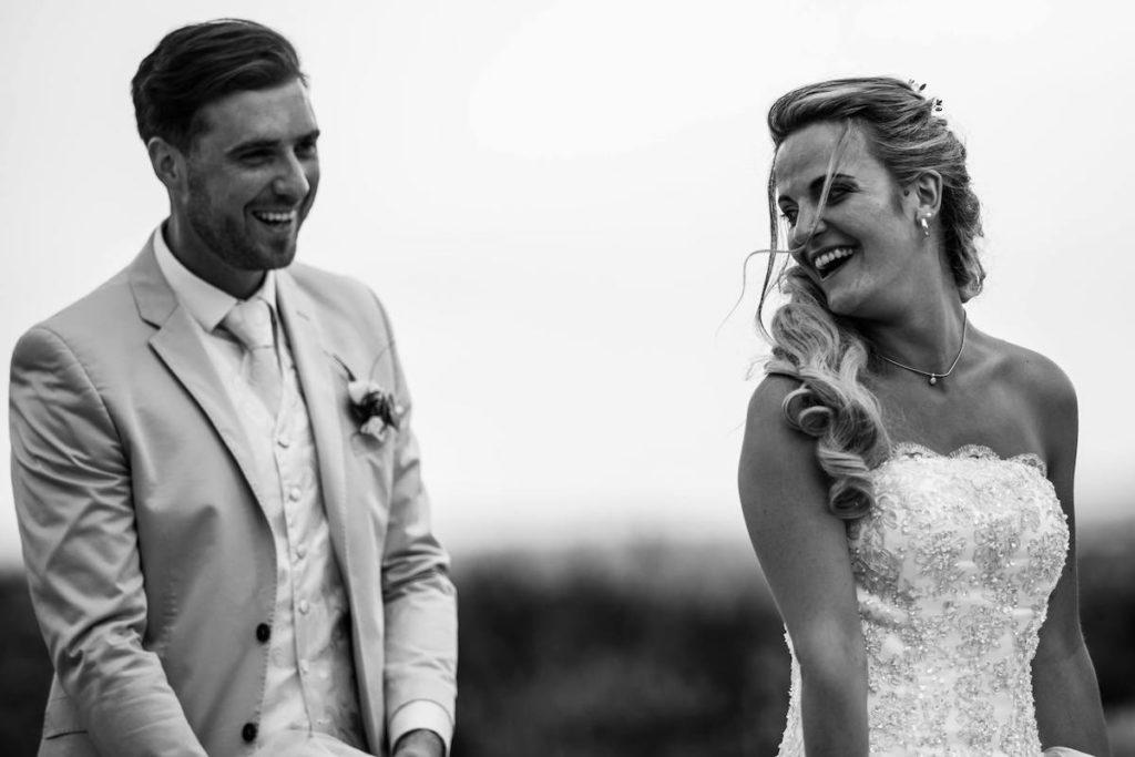 Mariage dans propriété familiale en Provence