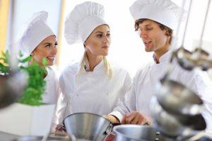 Cours de cuisine pour EVJF