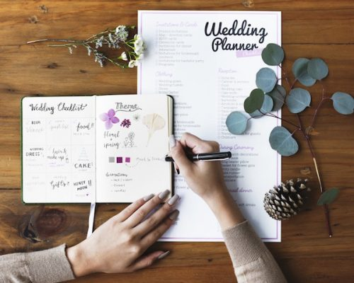 Métier Wedding Planner